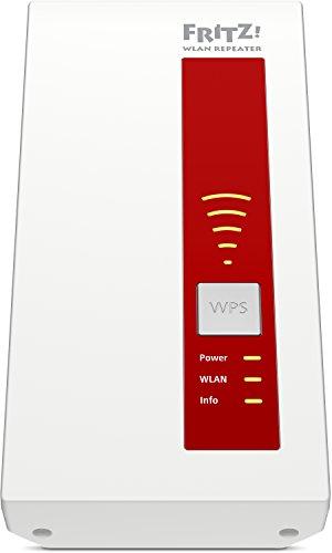 AVM FRITZ!WLAN Repeater 1160 (Dual-WLAN AC + N bis zu 866 MBit/s 5 GHz + 300 MBit/s 2,4 GHz), geeignet für Deutschland - 2