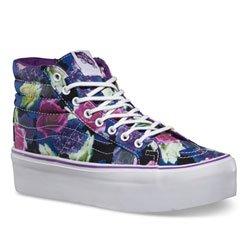 Vans-Sk8-Hi-Platform-Zapatillas-de-lona-para-hombre-rosa-Roses-Lily-color-rosa-talla-38