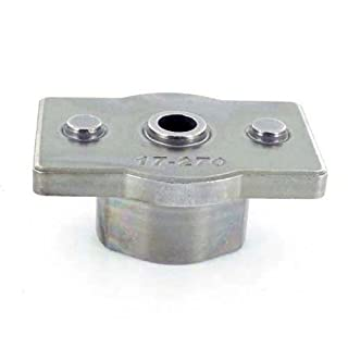 'Hub Blade Holder for AYP Sears Roper (22. Replaces original: 851514. Bore: 22,2 mm, H: 32,2 mm Sink, Depth: 22,4 mm