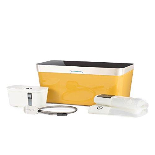 Storage-system (vacuvita One Touch Vakuum Storage System Royal Orange)