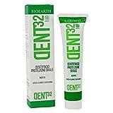 BIOEARTH - Dentifrice à la Menthe - Pour toute la famille - Apaise - Anti-inflammatoire - Vegan & exempt de fluoride - 75 ml