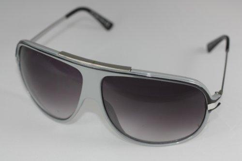Sport occhiali da sole Aviator Style KST Flash 9719, grau-smoke