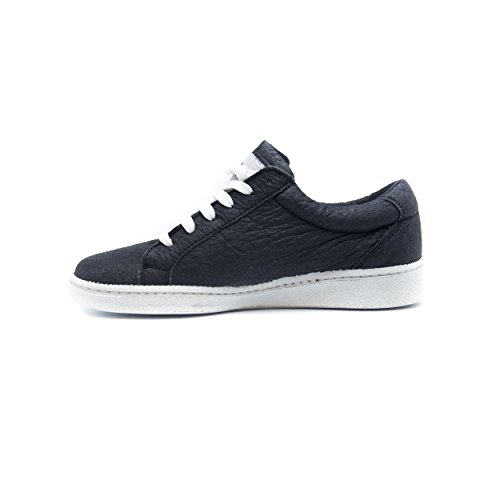 NAE Basic Schwarz – vegane Sneaker aus Ananas-Blattfasern – unisex - 3