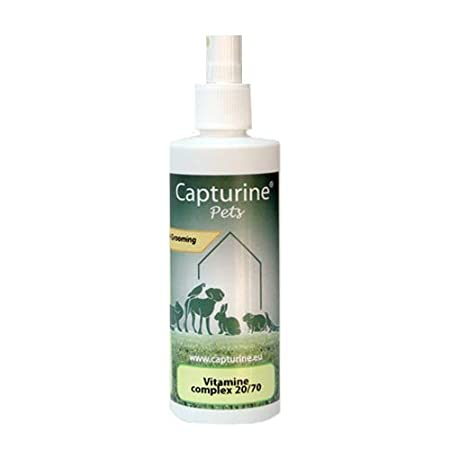 Capturine Pets – Vitaminecomplex 20/70-200 ml