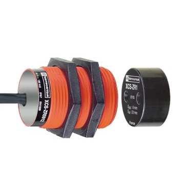 Schneider Electric XCSDMR7902 Interruptor magnético Seg Cilínd