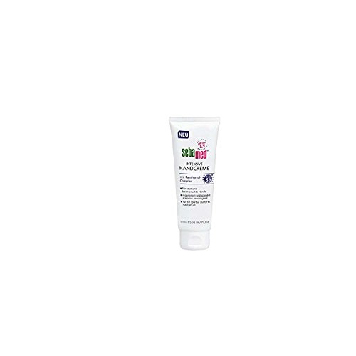 Vorteilspack Sebamed Handcreme Intensiv Panthenol 3 x 75ml