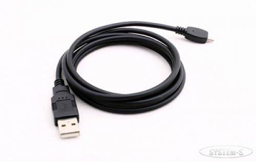 System-SUSB Kabel - Daten und Ladekabel für HTC P3301 P3340 P3350 P3400 P3400i P3401 P3450 P3452 P3470 P3600 P3600i P3650 P3651 P3700 P3701