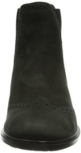 B Ecco Donna Di nero Stivali Colore Tocco 15 118nqUO