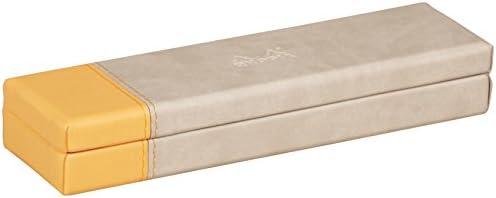 Clairefontaine Rhodiarama Plumier en simili cuir italien 21 x 5,5 5,5 5,5 x 3 cm Beige B071CYLJJC 16dc44