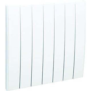 Airelec AIRA692795 Heizkörper mit trockener Trägheit, fever, horizontal, 1500 W, Weiß