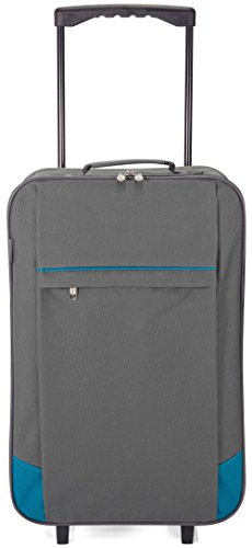 Benzi - Trolley plegable BZ5165 (Gris)