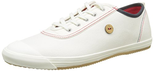 Faguo Oak, Baskets Homme Blanc (off Whi)