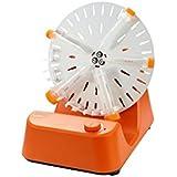 neolab 8010sunlab la coiffe en D avec plateau tournant, réglable, plastique