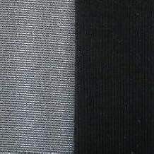 Tela acústica negra 75 x 140 cm