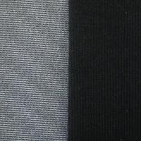 Leinwand Akustik Schwarz 75x140cm