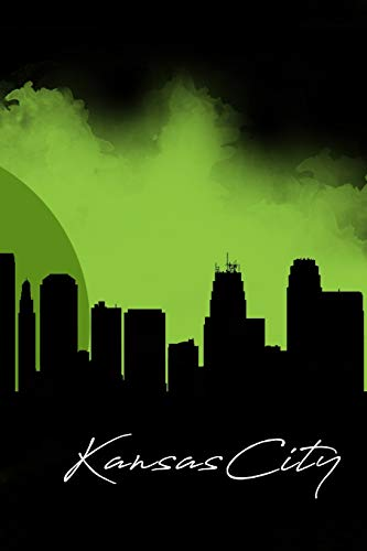Kansas City: Dot Grid Journal, Journaling Diary, Dotted Writing Log, Dot Grid Notebook Sheets to Write Inspirations,  Lists, Goals