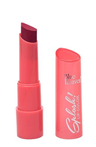 Blue Heaven Splash Super Matte Lipstick, Aged Wine, 2.7g