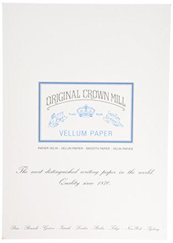 original-molino-crown-classic-line-a4-vitela-smooth-bloc-de-notas-blanco-paquete-de-50