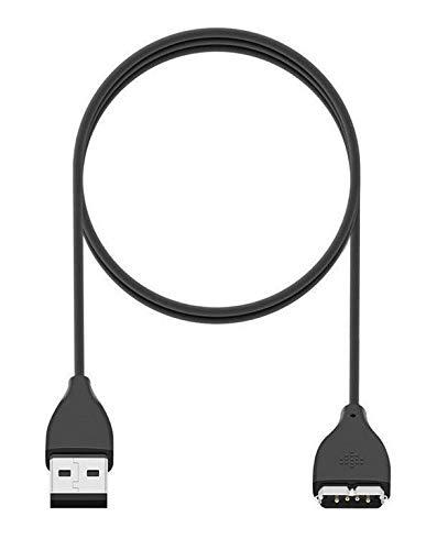TECHGEAR Fitbit Surge Ladegerät, Ladekabel Ersatz-USB Power Kabel für Fitbit Surge Smart Fitness Watch