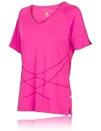 Pure Lime Divided Women's Course à Pied T-Shirt