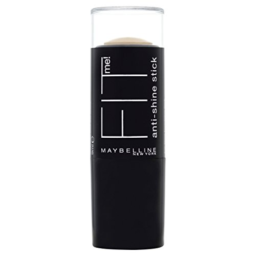 Maybelline - Correttore stick anti lucidità Jade Fit Me 2 in 1, n° 220, 1 pz. (1 x 9 g)
