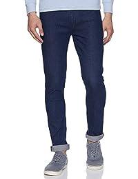 Amazon Brand - Symbol Men's Stretch Slim Jeans
