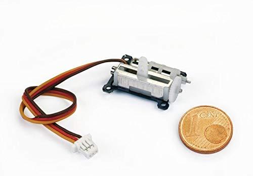 Graupner Mini-Servo Mosquito L Linear-Servo Stecksystem: SH