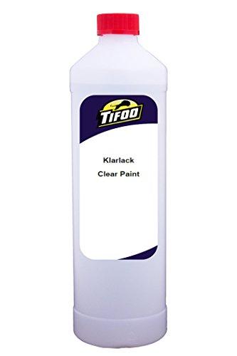 Klarlack/Schutzlack für Schlagmetall, Blattgold und Blattsilber, 500 mL