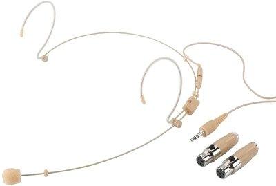 IMG Stageline Ultraleichtes Headset-Mikrofon HSE-150A/SK (Mikrofon Headset, Xlr)