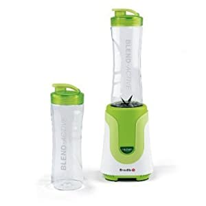 2 X Breville Blend-Active Personal Blender - 300 Watt - White/Green from Breville