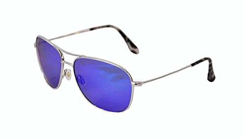 maui-jim-b247-17-argento-cliff-house-aviator-occhiali-da-sole-lenti-polarizzate-categoria