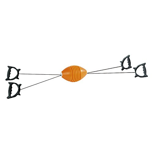 BABY-WALZ Boing-Ball-Spiel Kindersport, orange