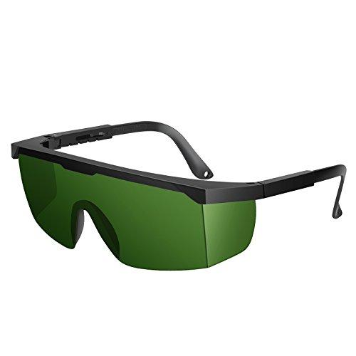 Lichtschutzbrille ipl laser mit Schutzhülle für die IPL Gerät Haarentfernung