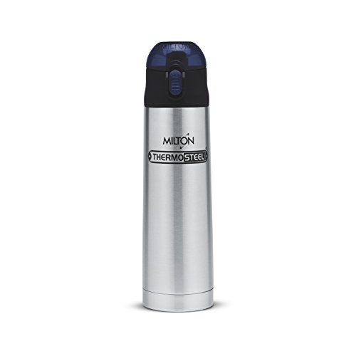 Milton Thermosteel Crown 900 Flask, 750ml (Colors may vary)