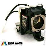 Alda PQ Beamerlampe 5J.J1M02.001 für BENQ MP770 Projektoren, Lampenmodul mit Gehäuse