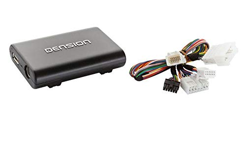 DENSION-GATEWAY-Lite-3-GWL3TO1-iPhone-iPod-USB-for-Lexus-Toyota
