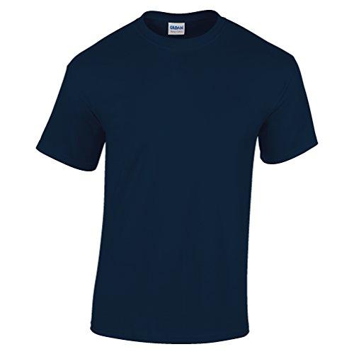 Heavy Cotton ™ Jugend-T-Shirt Marine