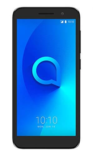 """Foto Alcatel 1 5"""" Smartphone da 8 Gb, Metallic Black [Italia]"""