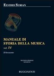 Manuale di storia della musica