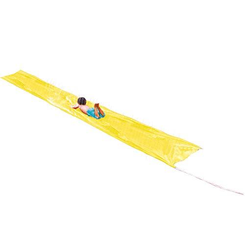#1118 Wasserrutsche 610 cm lang - Wasser Spielzeug Rutsche Kinder Garten Pool Badespaß