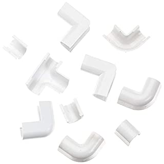 Inofix - Accessoires assortis pour Cablefix 2200 blanc