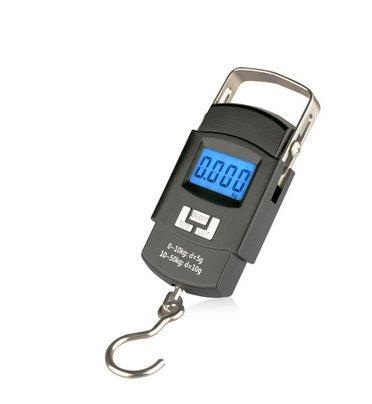 50kg/50kg Elektronische Balance Digital Angeln Post Haken zum Aufhängen Ebene, mit Maßband