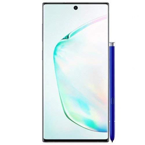 Samsung Galaxy Note 10 Dual SIM 256GB 8GB RAM SM-N970F/DS Aura Glow Argento