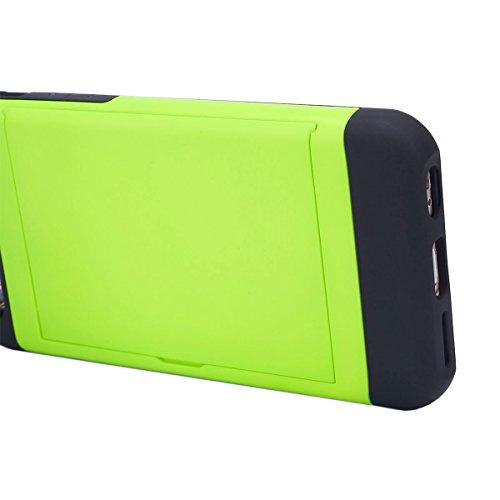 Ekakashop iphone 6 4.7 pollici Custodia, 2-in-1 ultra sottile-Fit molle flessibile di caso Cover posteriore per iphone 6S, Ragazza Ragazzo Crystal Clear Soft Cover gel TPU Silicone Protezione Sottile  A #6