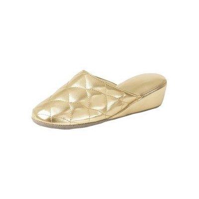Dunlop - Zuecos para mujer, color Amarillo, talla 40