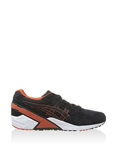 Asics Gel-Sight, Basses Mixte Adulte Noir