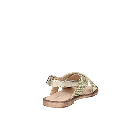 Florens W8756 Sandale Fille Or