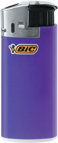 bic-j39-mini-electronic-lighter-pack-of-5-assorted-colours