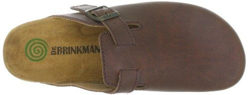 Dr. Brinkmann 600141 Herren Clogs Braun (Braun)