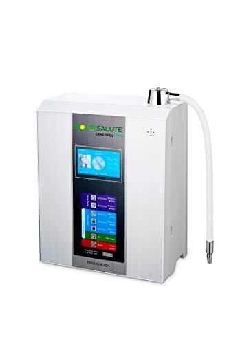 Ionizador de agua LifeEnergy Water, con filtros tecnológicos de 10 pasos: 5 alcalinas y 5 ácidos...